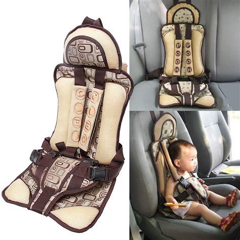 seggiolino per sedia seggiolino auto per bambini protable sicurezza cinghia