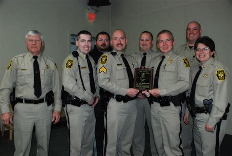 Cass County Missouri Records Deputy Of The Year
