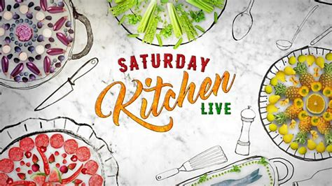 food recipes from programmes saturday kitchen