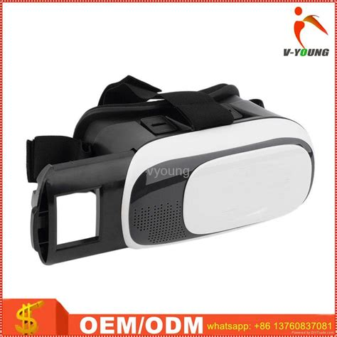 Vr For Android wholesale reality 3d glasses vr box for iphone and android phone vr02 vr box china