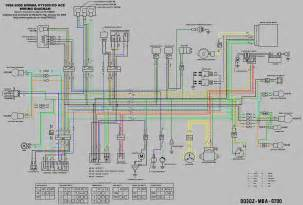 honda vt750 ace electrical system wiring diagram binatani