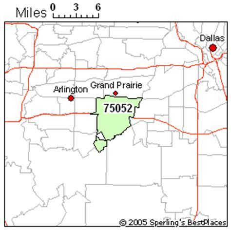 zip code map grand prairie tx best place to live in grand prairie zip 75052 texas