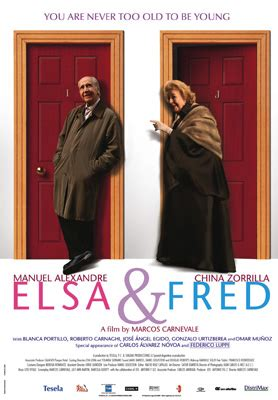 film elsa y fred popentertainment com elsa and fred 2008 movie review