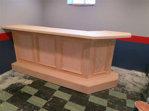 how to build bar top custom bar build page 2 finish carpentry