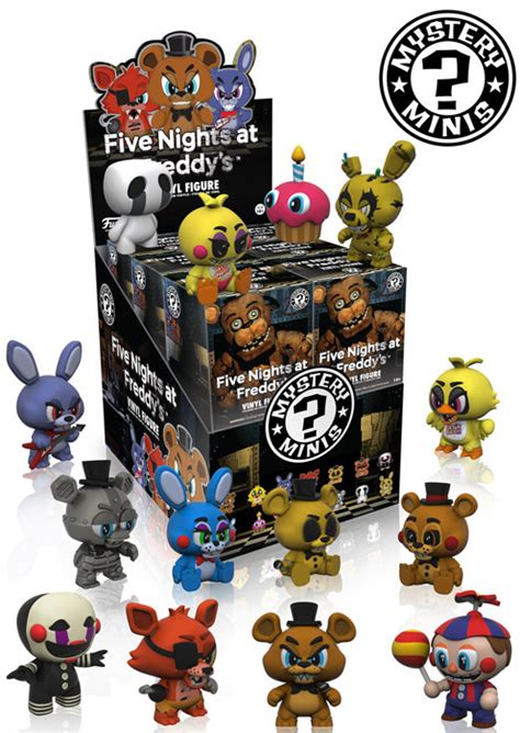 Pop Five Nights At Freddy S 2 funko reveals five nights at freddy s collectibles the