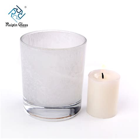 home decor wholesale supplier china white tealight candle holders wholesales white