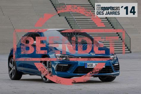 Auto Bild Sportscars Kaufen by Sportscars Des Jahres 2014 W 228 Hlen Und Vw Scirocco R