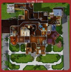Winchester Mystery House Floor Plan by Winchester House Floor Plan Escortsea