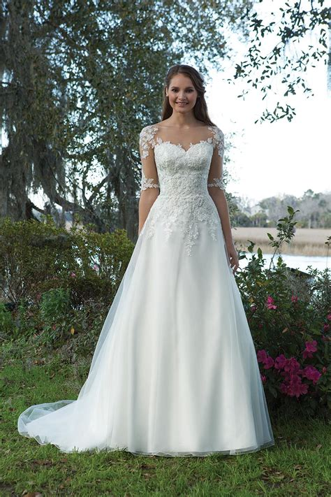 Sweetheart Wedding Dress by 6191 Wedding Dress From Sweetheart Hitched Co Uk