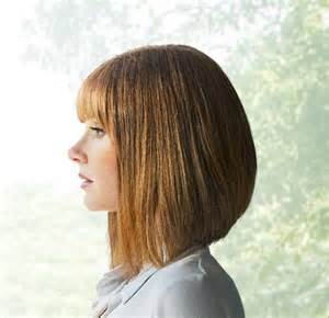 bryce hair style bryce dallas howard jurassic world 2015 586 215 568
