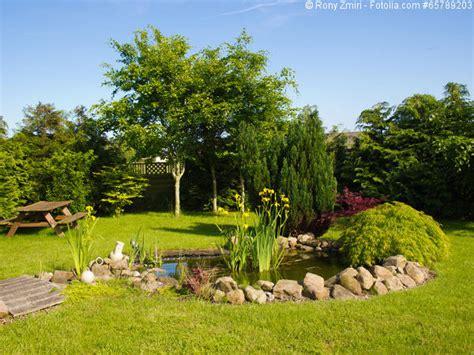 Garten Gestalten Teich by Gartengestaltung Ideen Mit Teich Und Teichbr 252 Cken Aus Holz