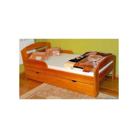 lettino con cassetti lettino singolo bambino in legno di pino massello tim2 con