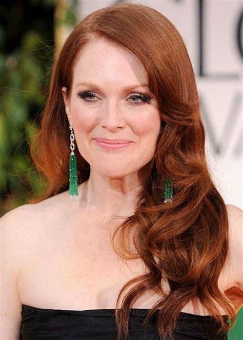 julianne moore natural hair color 50 best red hair color ideas 2018 part2