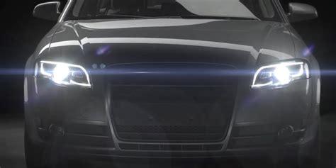 Audi B7 Xenon by Oe Audi Supplier Osram Launches B7 A4 Ledriving Xenarc