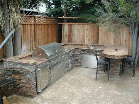 best 25 barbecue design ideas on backyard