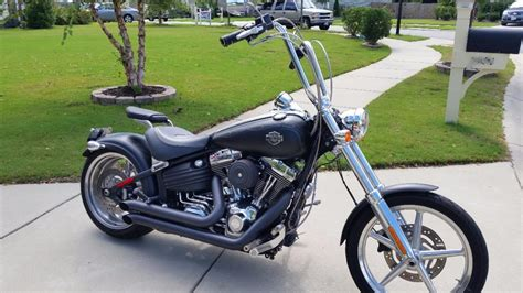 Rocker Harley Davidson by Harley Davidson Softail Rocker C Motorcycles For Sale