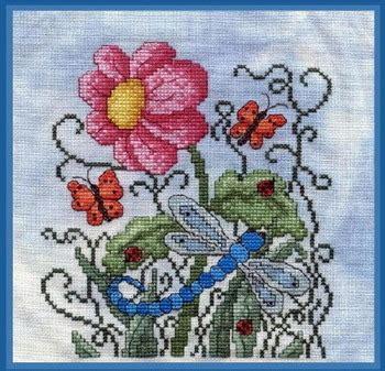 nature cross stitch pattern veeandco nature s wonderland cross stitch pattern