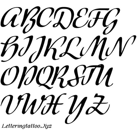 angilla tattoo font generator 75 best images about fonts on pinterest