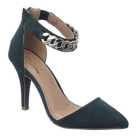 glaze willow 20 womens green high heel dress shoes