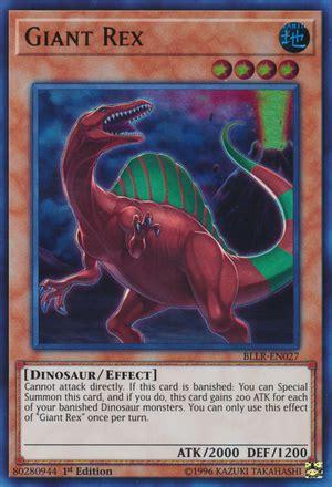 top 10 best yugioh dinosaur type monsters qtoptens