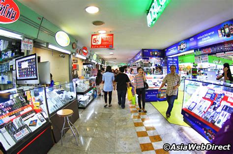 mbk mobile shop mbk shopping center bangkok bangkok shopping malls