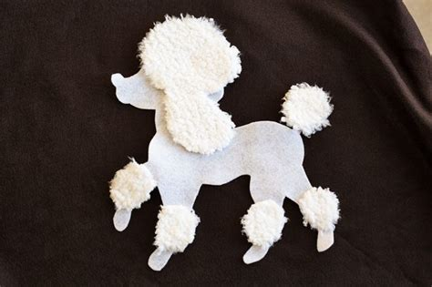 poodle applique template search results for cut out template calendar 2015