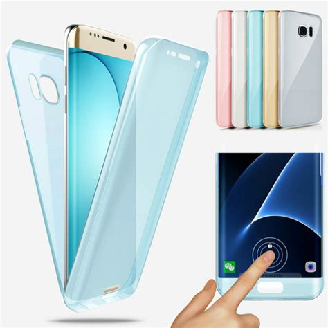 Tpu 360 Samsung J5 Prime Protection Free Tempered Glass 360 degree cover soft tpu for samsung galaxy a3 a5 a7 j3 j5 j7 2016 2017 prime s6