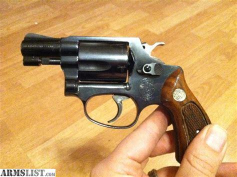 Revolver S W M36 armslist for trade s w m36 1987