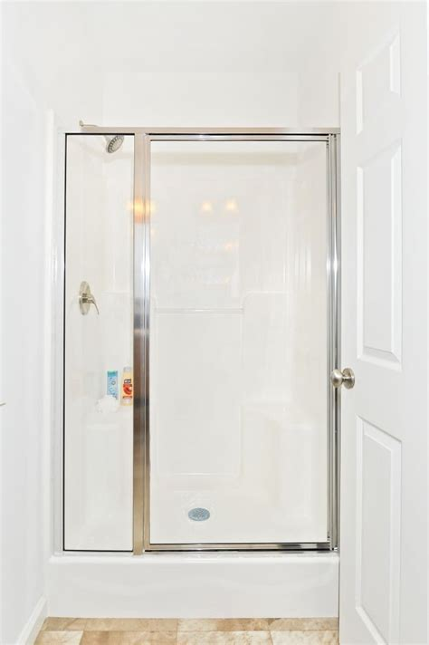 Fiberglass Walk In Shower by 17 Best Images About Rental House On