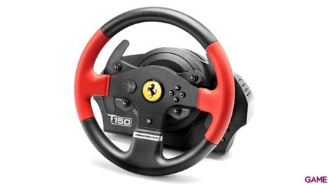 volante thrustmaster ps4 volante thrustmaster t150rs ps4 ps3 pc edition