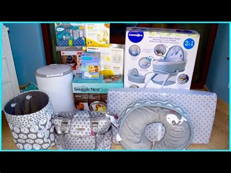 baby stuff for boys baby boy stuff haul top 5 favorite baby shower gifts