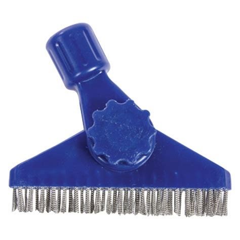 Grout Cleaning Brush Hydroforce Ab113 Stainless Steel Grout Brush For Tile Cleaning 5 Inches Ab113 Technician