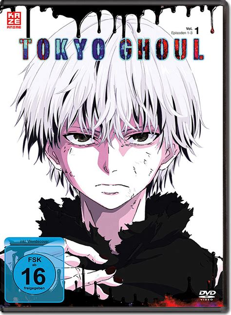 Tokyo Ghoul Vol 1 by Tokyo Ghoul Vol 1 Anime Dvd World Of