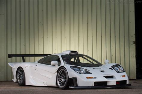 mclaren  gtr longtail chassis