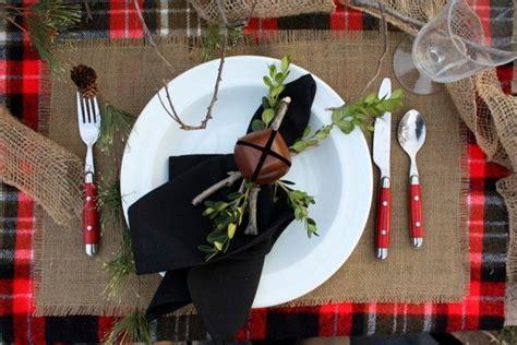 addobbi natalizi per tavola come addobbare la casa per natale idee eleganti e chic