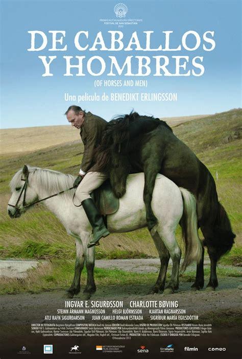httpmujer folia con caballo cinelodeon com de caballos y hombres benedikt erlingsson