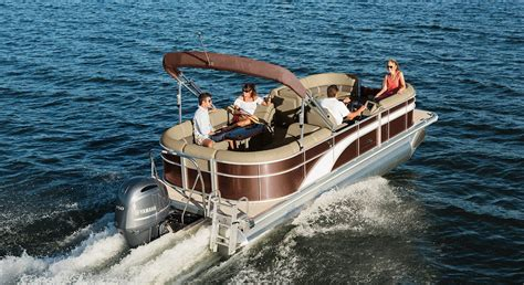 best utah pontoon boats 2017 sx22 premium pontoon boats by bennington