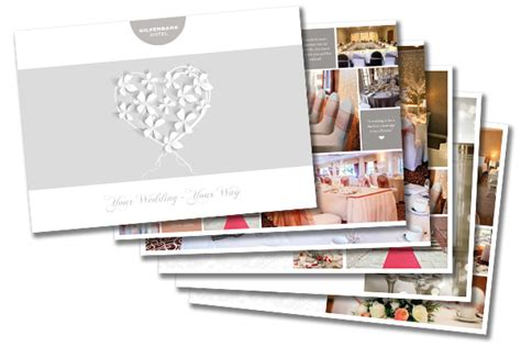 Wedding Brochure Hotel by Wedding Brochure Hotel Gilvenbank Hotel Glenrothes