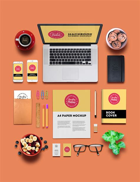free mockup 40 free branding identity mockups to be modern and
