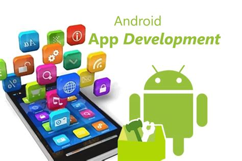 how to to android how to develop android apps using an android app maker