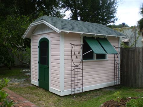 Pool Equipment Shed by 8 X10 Potting Shed Pool Equipment Cover Hometalk