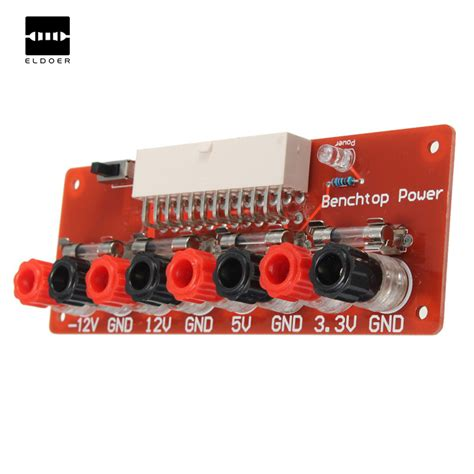 pc power supply as bench power supply new arrival electric circuit 24pins atx benchtop power