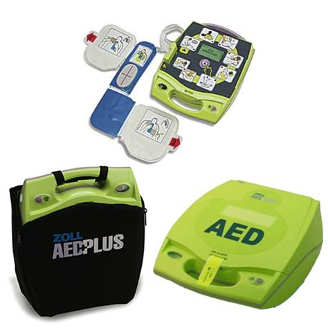 zoll aed plus | 22200000102011000 made by zoll | cpr