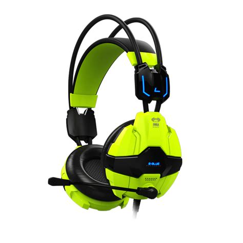 Headset Gaming Cobra cobra ehs902 gaming headset green