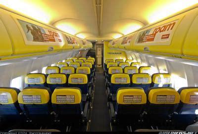 siege avion ryanair comparatif de compagnies a 233 riennes