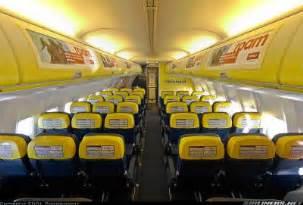 voici l interieur d un boeing 737 8as de ryanair ryanair