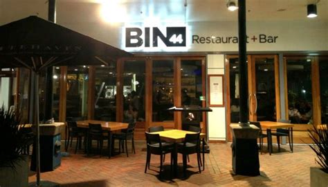 bin 44 restaurant and bar in wellington guide wellington