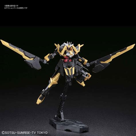 hgbf 1 144 gundam schwarzritter release info box and official images gundam kits