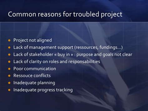 Project Management Ppt For Mba by Project Management Presentation Mba Course
