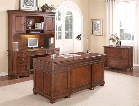 lighted laptop desk tray flexsteel wynwood collection heritage 6 drawer
